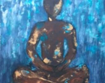 Abstract Budda