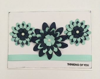 Handmade Card - Thinking of You (ToY02)