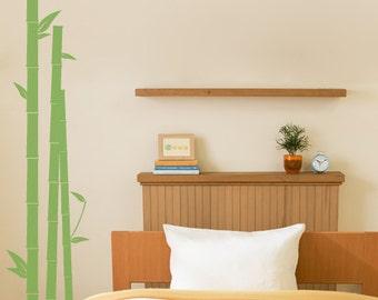 Bamboo Vinyl Wall Decals