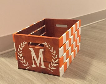 College Football Crate