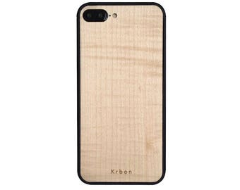 Iphone case 7 more wood solid