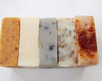Free Shipping!  10 Bars of Homemade Soap!