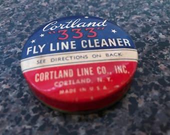 Cortland Flyline Cleaner