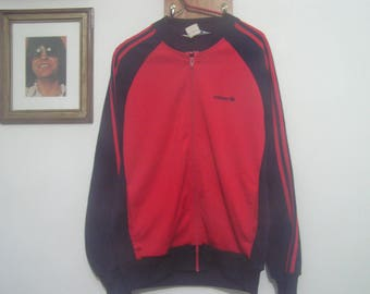 Vintage Adidas Track Jacket Made in Thailand !RARE!