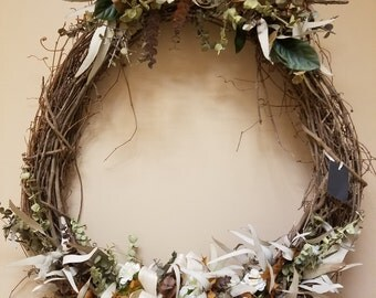 Handmade Large Wreath