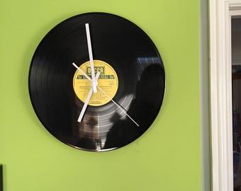 "12"" Vinyl Clock"