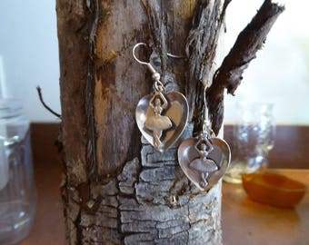 TINY DANCER   dangle earring