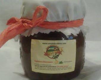 Saffron Pear Jam 360g