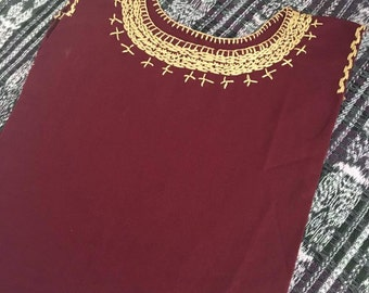 Cute handmade blouse
