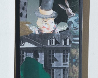 collage in a box 14