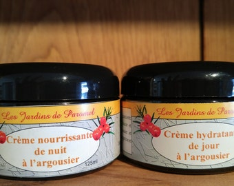 Cremed moisturizing day's Sea buckthorn (Day Cream)