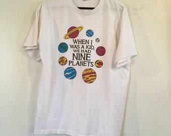 PLANETS shirt