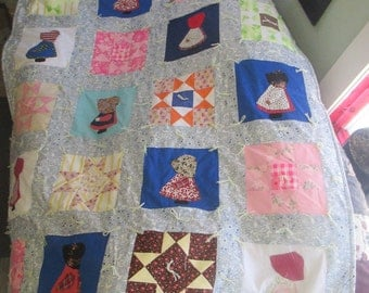 Little Star of My Heart -Child's Quilt