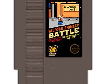 Wilford Brimley Battle - NES Game English