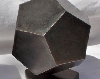 Spinning Dodecahedron