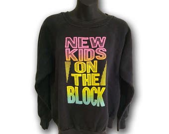 Vintage New Kids on the Block Sweatshirt/Crewneck
