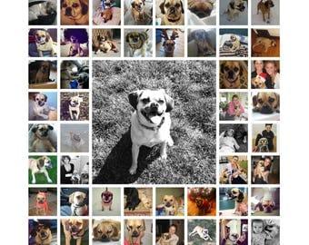 Custom Photo Collage Digital File