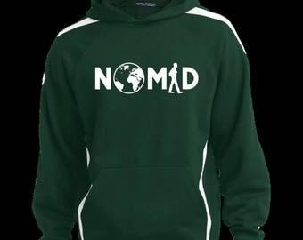 NOMAD Men's Sweatshirt with Jersey Lined Hood