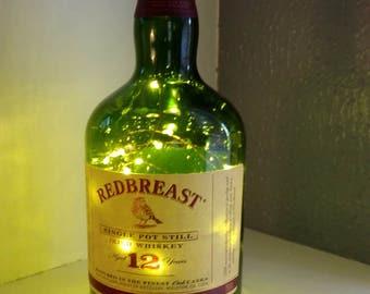 Red Breast Liquor Lamp