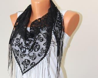 Triangle Scarf,spring wedding shawl,oversized scarves,oversized scarf,scarf,girlfriend gift,wedding shawl, wedding gift,gift,gift for her