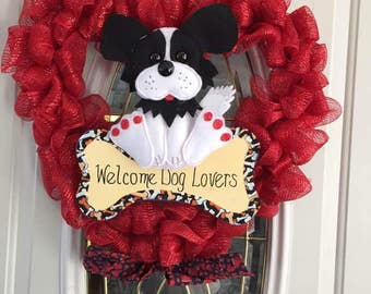 Welcome Dog Lovers