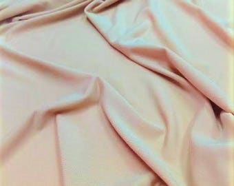 Jersey Nude Fabric, Jersey Nude Material Sold By the Yard