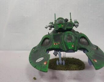 Warhammer 40k Eldar Aeldari Falcon Grav Tank