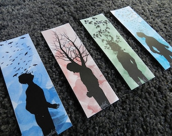 The Raven Cycle (The Raven Boys) Bookmark.