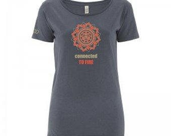 T-SHIRT CONNECTED WOMAN'S