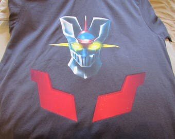 Mazinger Z Adult Shirt