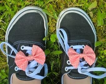 Nodes for LOU pattern shoes orange