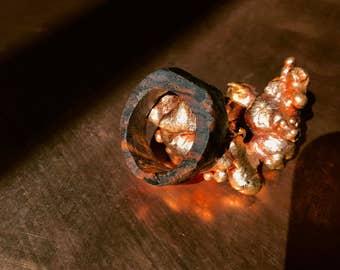 Desert IronWood Wooden Ring