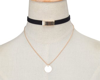 Boho style * Choker * Musthave * Bloggerstyle