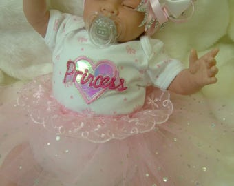 reborn doll baby girl child friendly play doll from 4yrs