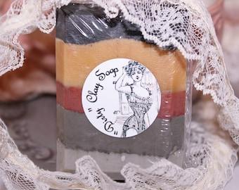 Dirty Clay Shea Butter Soap Bar