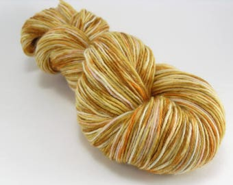 Hand Dyed Sock Yarn Lion MCN Handdyed hand-dyed