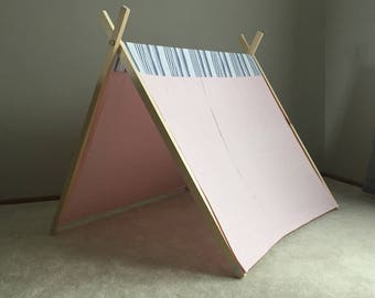 Fold Flat Kid's Fabric Tent- Small