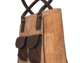 Cork handbag / tote Handbag Cork.