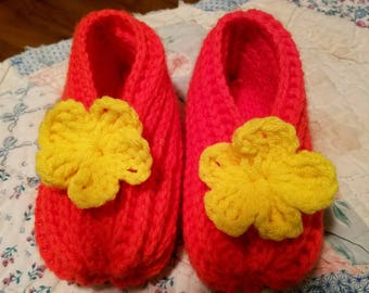 Little Girls Slippers