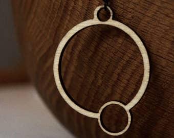 """New Danish Design, """"the O's"""" Earrings"""