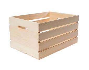Crates and Pallet Box