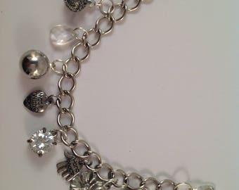 Silver Bangles bracelet