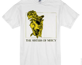 The Sister of Mercy - under the gun - t-shirt
