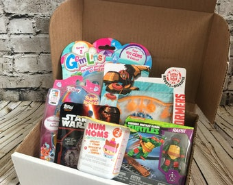 Mixed ToyBox Monthly Subscription