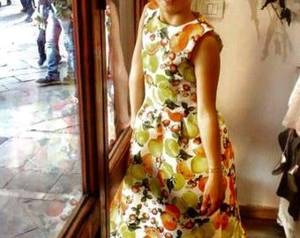 Dress girl satin fantasy