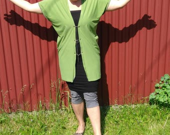 Forrest Green Tunic