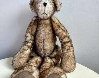One-Off Collectible Teddy Bear 'Pull My Leg' Bosky. Excellent Condition