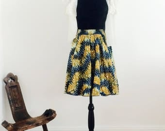 Pleated skirt Flaws