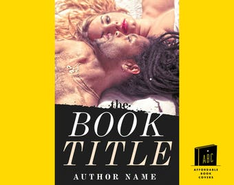 Premade eBook Cover Design