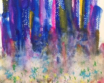 Art rain